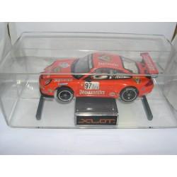 PORSCHE 997 GT3 XSLOT JAGERMEISTER 1/28 Nº97