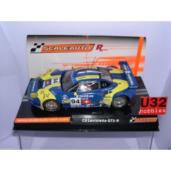 SPYKER C8 LAVIOLETTE GT2-R    24H.LE MANS 2008  Nº94