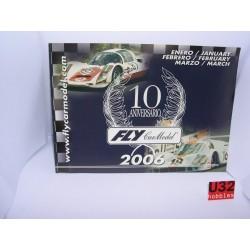 CATALOGO FOLLETO NOVEDADES 10º ANIVERSARIO 1º TRIMESTRE 2006