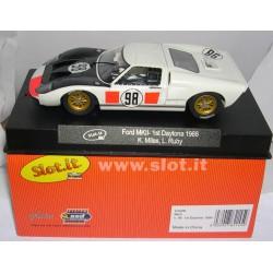 FORD GT40 MKII  DAYTONA 1966  Nº98