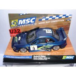 SUBARU IMPREZA WRC RALLY SAFARI 2003 Nº3