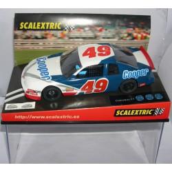 CHEVROLET NASCAR  COOPER Nº49