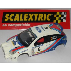 CARROCERIA FORD FOCUS WRC MARTINI SAINZ-MOYA Nº6