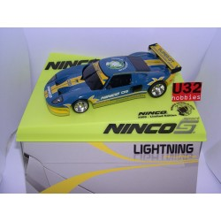FORD GT NINCO WORLD CUP 2009 LIGHTNING LTED.ED.