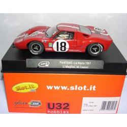 FORD GT40 LE MANS 1967 Nº18