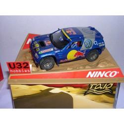 NINCO 50380 VOLKSWAGEN TOUAREG  DAKAR 2005 J.KANKKUNEN
