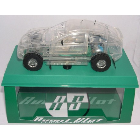 MITSUBISHI LANCER RACING CLEAR CAR