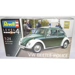 VW VOLKSWAGEN BEETLE POLICE