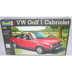 VW VOLKSWAGEN GOLF 1 CABRIOLET