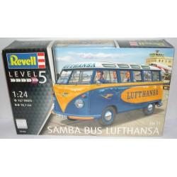 VW VOLKSWAGEN T1 SAMBA BUS LUFTHANSA