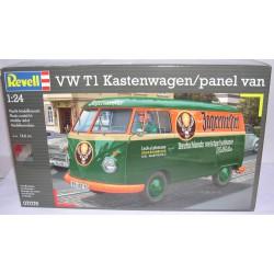 VW VOLKSWAGEN T1 KASTENWAGEN JAGERMEISTER PANEL VAN