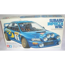 SUBARU IMPREZA WRC '98 MONTE CARLO