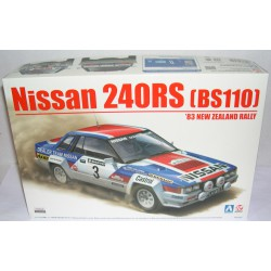 NISSAN 240RS BS110 '83RALLY NEW ZEALAND