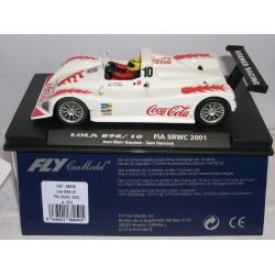 LOLA B98/10 FIA SRWC 2001 A504