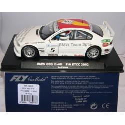 BMW 320I ETCC 2002 J.GENE A-622