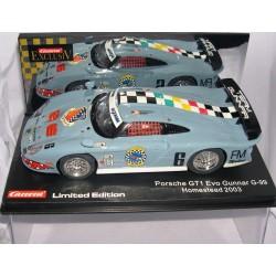 PORSCHE 911 GT1 1/24 EVO GUNNAR G-99 Nº6