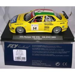 ALFA 155 GTA FIA ETCC 2002 P. RUBERTI Nº14 A-782