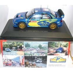 SUBARU WRC 2004  IV CTO.CATALUNYA RALLI SLOT 1/24