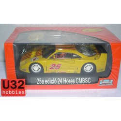 FERRARI F40 25a EDICIO 24HORES CMBSC V3c