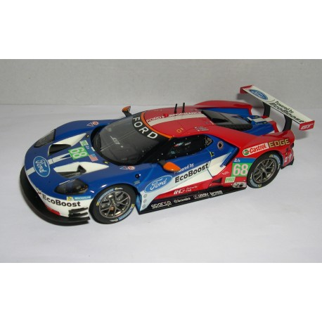 FORD GT  ECO BOOST Nº68