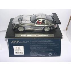 CHRYSLER DODGE VIPER GTS-R SILVER EDITION E-650