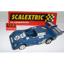 RENAULT ALPINE 2000 TURBO ELF  MC.BEAUMONT-L.LOMBARDI Nº26