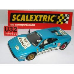 FERRARI 250 GTO PLAYA DE LAS AMERICAS  A.ZANINI-J.AUTET Nº3