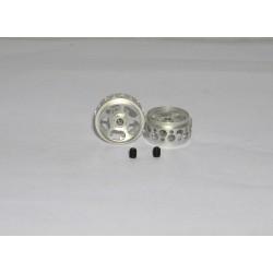 LLANTA URANO 15.9x8.5mm (x2)  0.78gr. EJE 2.38