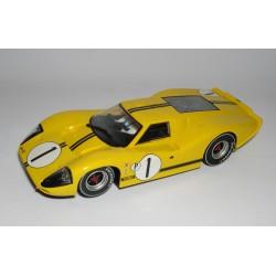 FORD GT40 MK IV   12H.SEBRING 1967 Nº1