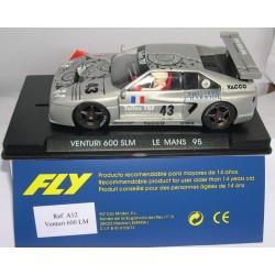 VENTURI 600 SLM  LE MANS 1995 Nº43