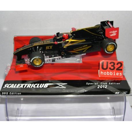 LOTUS RENAULT F1 Nº12