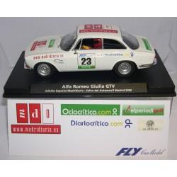 ALFA ROMEO GIULIA GTV EDICION ESPECIAL MADRIDIARIO SALON AUTOMOVIL MADRID 2006 Nº23 E-802