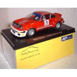 PORSCHE 911 V RALLY D'HIVERN 2006 RALLY CLASSICORG LTED.ED.500 UNITS Nº1 E-932
