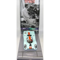 PORSCHE 917K VIC ELFORD  MAKING OF LE MANS COLLECTION 02  Nº21
