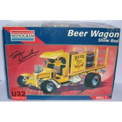 BEER WAGON SHOW ROD TOM DANIELS