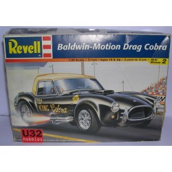 BALDWIN-MOTION DRAG COBRA