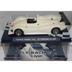 LOLA B98/10  RACING 04 LMP  BLANCO