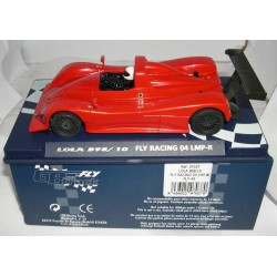 LOLA B98/10 RACING 04 LMP-R  ROJO FLY-45