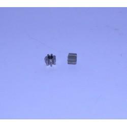 PIÑON 7D DIAMETRO 5.5mm ACERO EN LINEA