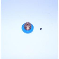 CORONA 26z EN LINEA BRONCE  DIAMETRO 14.9mm