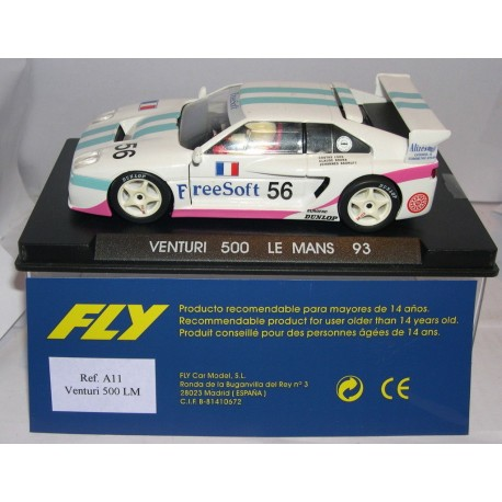 VENTURI 500 LE MANS 1993  Nº56