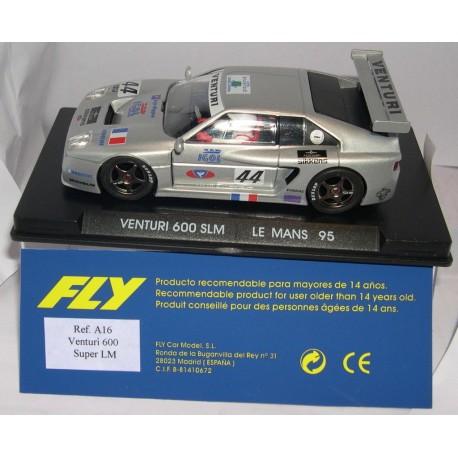 VENTURI 600 SLM  LE MANS 1995 Nº44