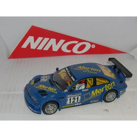 NINCO BMW M3 MERTENS Nº121