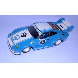 PORSCHE 935 24H. LE MANS 1980 VEGLA RACING Nº49