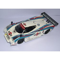 LANCIA LC2  BRANDS HATCH 1984 MARTINI Nº6