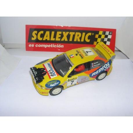 SEAT CORDOBA E2 WRC  AURIOL-GIRAUDET Nº7