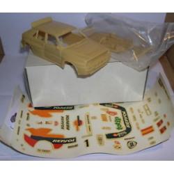 LANCIA DELTA 4WD REPSOL 1993 C.SAINZ-L.MOYA