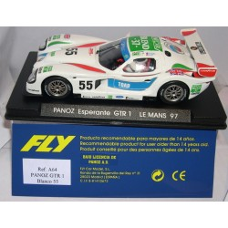 FLY A64  PANOZ ESPERANTE GTR 1 LE MANS 1997 Nº55