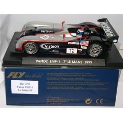 FLY A91 PANOZ LMP-1  7º LE MANS 1999 Nº12