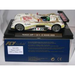 PANOZ LMP-1  24H LE MANS 2000 Nº22